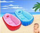 large portable bathtub - Summer Portable Large Baby Toddler Inflatable Bathtub Thick Bath Tub Pool