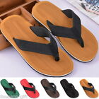 Mens Summer Casual Beach Flip Flops Slippers Sandals Shoes Fashion