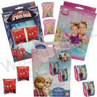 DISNEY CHILDREN FROZEN PRINCESS SPIDERMAN ARMBANDS SWIMMING WATER FUN INFLATABLE