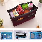 Large Purse Organizer Insert Women Travel Insert Handbag Liner Tidy Organiser