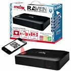 Maxx Digital Raven 500QR 4 8 Channel CCTV Camera DVR HDD Recorder P2P QR Scan