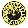 More images of 20 x NEIGHBOURHOOD WATCH STICKERS Window Security Safety Print Signs(STKPN00072)