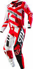 Fox Racing Mens Red/White/Black 360 Honda Dirt Bike Jersey & Pants Kit Combo