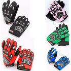 YOUTH/PEEWEE KID MOTOCROSS MOTORBIKE RACING GLOVES BMX/ATV/QUAD/DIRT BIKE