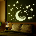 Home Decal Glow In The Dark Bedroom Corridor Ceiling Wall Fluorescent Stickers
