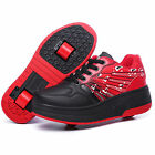 Heelys Kids Retractable Auto Roller Skate Shoes boys girls sneakers FX1675