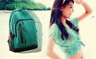 Sport Canvas Men Women Backpack Preppy Student School Bag Casual Travel Unisex