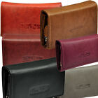 Money Maker Large Wallet 25 Fan Cattle leather Wallet Purse Wallet