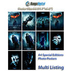 Batman The Dark Knight 2008 HD Photo Poster RD-9022 (A4 11.7x8.2 Inch)
