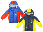 Boys Official Super MARIO Brothers Padded Puffa Style Hooded Coat 3 to 8 Years