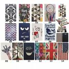 PU Leather Stand Cover Case For iPad 2/3/4 5/Air 6/Air 2 Mini 1/2/3 Samsung T560