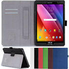 PU Leather Hand Strap Card Slot Cover Case For Asus Zenpad S 8.0 Z580C Z580CA