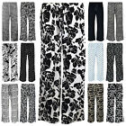 New Ladies Women's Pants Trousers Pj Pyjama Lounge Wear Comfy Sexy Bottoms Plus
