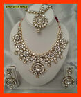 Indian Bollywood Jewellery Haat set ( New - Ref: 200A ) Bridal & weddings
