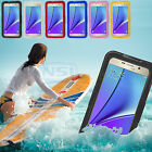 Swim Diving Waterproof Shockproof Case Cover For Samsung Galaxy Note 5 SM-N920