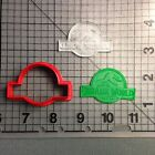 Dinosaur Cookie Cutter and Stamp