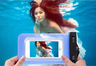 Sealed PVC Universal UnderWater Case Bag For iPhone 5/6 Samsung Galaxy S6 Note