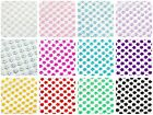 Self Adhesive Stickers Diamante Rhinestone Bling Flower Daisy 6mm Cards Craft