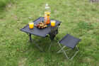 Outdoor Camping Picnic Travel Garden Foldable Table Folding Desk & Chairs stool