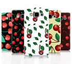 CHERRY PRINT COLLECTION MOBILE PHONE CASE COVER FOR SAMSUNG GALAXY A5 A500F £4.95 GBP on eBay