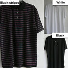 New Mens Casual Polo High Quality Shirts Resort Polyester stretch Golf Summer