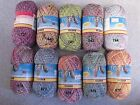 SWTC TOFUTSIE SOCK YARNS VARIOUS COLORS 100gr 425METERS