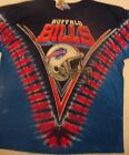 BUFFALO BILLS NEW Tie Dye V Dye T-Shirt NFL Licensed TEAM APPAREL NWT on eBay