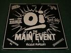 Oi The Main Event~RARE UK Import Punk Comp~Judge Dread~Section 5~Condemned 84