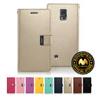For Samsung Galaxy S5, GOOSPERY® Rich Diary PU Leather Card Wallet Case Cover