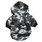 NEW Dog Cat Camouflage Puppy T-Shirt Coat Pet Clothes Winter Apparel Costumes