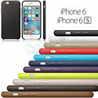 "Luxury Ultra-thin PU Leather Case Cover For Apple iPhone 6 6S 4.7"" / Plus 5.5"""
