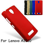 Baby Skin Touch Slim Premium Matte PC Hard Back Cover Skin Case For Lenovo A2010