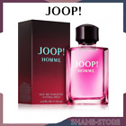 JOOP HOMME EDT 75 ML 125 ML PROFUMO UOMO NATURAL SPRAY ORIGINALE