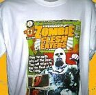 LONG SLEEVE ZOMBIE FLESH EATERS CLASSIC HORROR HALLOWEEN MENS T SHIRT