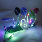 8Pin USB 2.0 LED Light Charger Data Sync Cable Cord for iphone 5 5s 6 plus