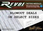 Expired Revol Tattoo Needles - Box of 50 - Choose your size -