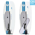 "Odyssey Surf 11 Foot & 10'6"" Foam ""Soft"" SUP Stand Up Paddle Board + Paddle, Fin"