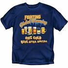 Humor-Fight Global Warming T-Shirt - Multi Colors available - Adult Sizes