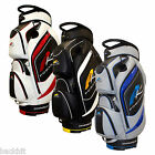 NEW -  2016 Powakaddy Golf Premium PVC Cart Bag - 14 Dividers - Fits any Trolley
