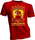 Guangzhou Evergrande Taobao F.C. China CSL Soccer Football RED T-SHIRT NEW