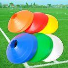 5/10Pcs Football Soccer Sport Speed Training Disc Cone Cross Track Space Marker