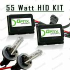 55W HID Fog Lights Xenon Light Slim Kit Plug N Play Bulb Size - 880 881 893 899