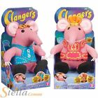 "The Clangers Squeeze & Whistle Small & Tiny Plush 6"" Soft Toy"
