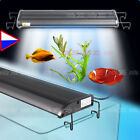 Aquarium Fish Tank Plant Lighting Over Head Lamp LED Light White Blue 35-115CM