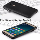 For Xiaomi Redmi Note 3 360° Protection Blade Shockproof Matte Back Case Cover