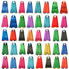 70cm - 15pcs- superhero cape- plain cape, solid kid cape, blank reversible capes