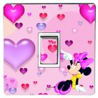 MINNIE MOUSE light switch sticker cover / skin decal. (4 image selection)