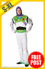 RUBIES Mens Costume Fancy Dress Licensed Disney Toy Story Buzz Light Year 880182