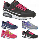 LADIES RUNNING TRAINERS NEW WOMENS FITNESS GYM SPORTS SHOES SIZE