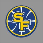 Golden State Warriors #7 NBA Team Logo Vinyl Decal Sticker Car Window Wall